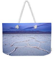 Badwater Dawn Weekender Tote Bag