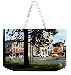 Bagg's Square West Weekender Tote Bag by Peter Gumaer Ogden