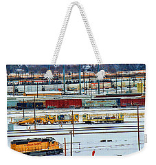 Bailey's Colors Weekender Tote Bag