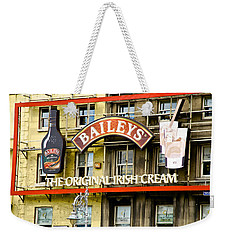 Baileys Irish Cream Weekender Tote Bag