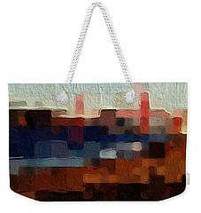 Baker Beach Weekender Tote Bag