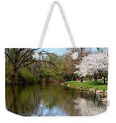 Baker Park Weekender Tote Bag by Patti Whitten