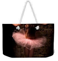 Ballerina Weekender Tote Bag by Tbone Oliver