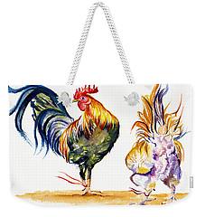 Ballet Class Weekender Tote Bag