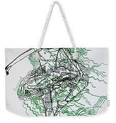 Ballet Weekender Tote Bag by Gloria Ssali