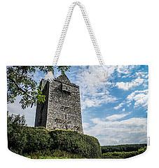 Ballinalacken Castle In Ireland's County Clare Weekender Tote Bag