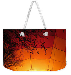 Balloon Glow Weekender Tote Bag
