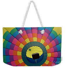 Balloon Lift-off  Weekender Tote Bag