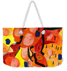 Balloons At Mid-day Weekender Tote Bag