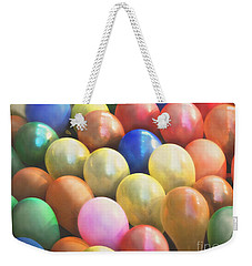 Balloons Weekender Tote Bag by Cindy Garber Iverson