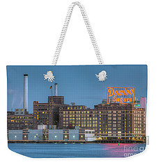 Baltimore Domino Sugars Plant I Weekender Tote Bag