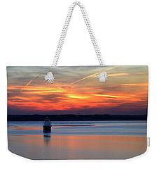 Baltimore Light At Gibson Island Weekender Tote Bag