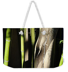 Bam  Boo  Weekender Tote Bag by Shawn Marlow