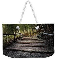 Bamboo Garden Weekender Tote Bag