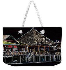 Bamboo Willies In Neon Weekender Tote Bag