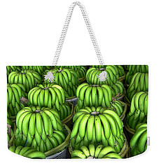Banana Bunch Gathering Weekender Tote Bag