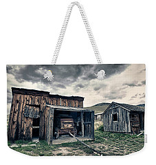 Bannack Carriage House Weekender Tote Bag
