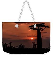 Baobab Sunrise Weekender Tote Bag