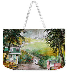 Barbados Weekender Tote Bag
