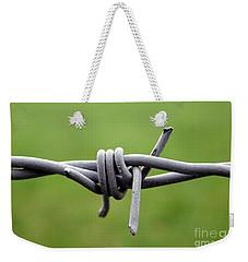 Barbed Weekender Tote Bag