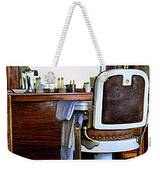 Barber - The Barber Shop Weekender Tote Bag