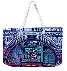 Barcelona Apothekeri Weekender Tote Bag by Todd Breitling