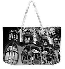 Barcelona - Casa Batllo Weekender Tote Bag by Andrea Mazzocchetti
