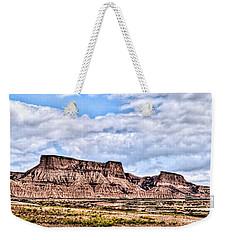 Bardenas Desert Panorama 1 Weekender Tote Bag