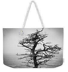 Bare Cypress Weekender Tote Bag by Melinda Ledsome