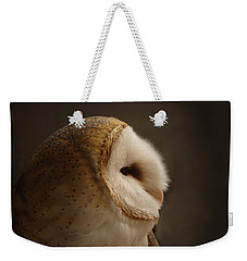 Barn Owl 3 Weekender Tote Bag