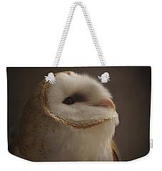 Barn Owl 4 Weekender Tote Bag