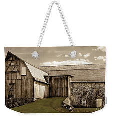 Barn Series 1 Weekender Tote Bag