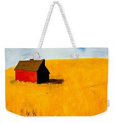Barn Weekender Tote Bag by Stefanie Forck