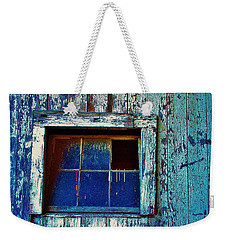 Barn Window 1 Weekender Tote Bag