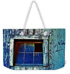 Barn Window 1 Weekender Tote Bag by Daniel Thompson
