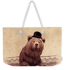 Barnabus Weekender Tote Bag by Eric Fan
