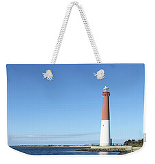 Barnegat Light - New Jersey Weekender Tote Bag