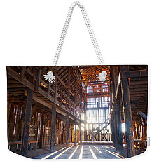 Barnwood Cathedral Weekender Tote Bag