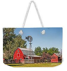 Barnyard Weekender Tote Bag