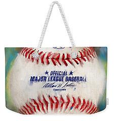 Baseball Iv Weekender Tote Bag