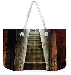 Basement Exit Weekender Tote Bag