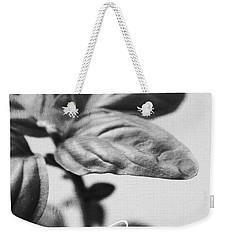 Basil Weekender Tote Bag by Linda Woods
