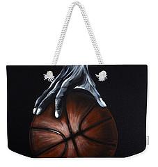 Basketball Legend Weekender Tote Bag
