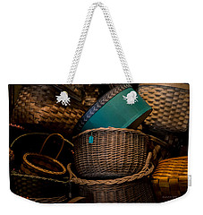 Baskets Galore Weekender Tote Bag