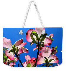 Basking In The Glow Weekender Tote Bag by Patti Whitten