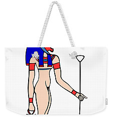 Bastet Weekender Tote Bag