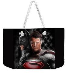 Batman Vs Superman  Weekender Tote Bag