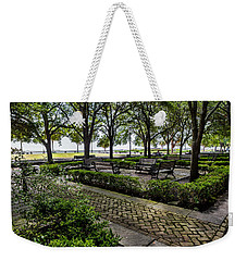 Battery Park Weekender Tote Bag by Sennie Pierson