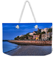 Battery Row Weekender Tote Bag