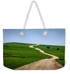 Battle Creek Road Teamwork Weekender Tote Bag